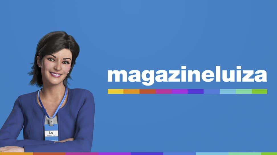 rastreamento magazine luiza logo