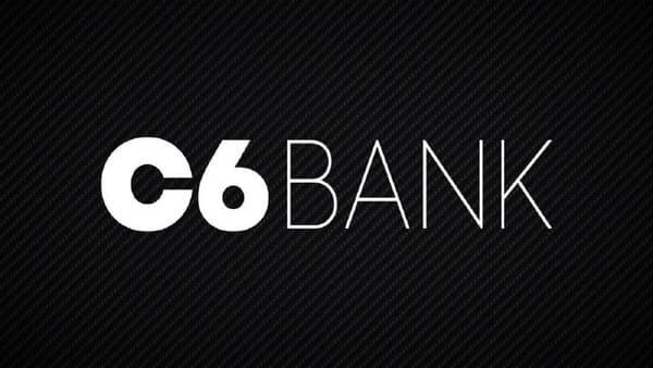 logo banco c6 bank