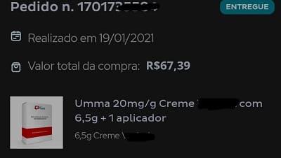 detalhes dos pedidos droga raia app